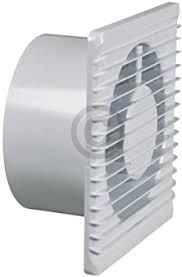 tronicxl 125mm wandlüfter mit feuchtigkeitssensor bad lüfter