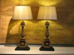 Living Room Table Lamps Walmart by Cane Table Lamps Antique Table Lamps For Living Room Modern Wall