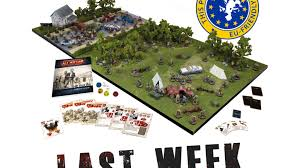 Based On The Hit Comic Series Walking Dead This Is Ultimate Survival Miniatures