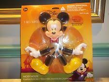 Pumpkin Push Ins Decorating Kit by Disney Mickey Mouse Festive Halloween Pumpkin Decoration Pushin