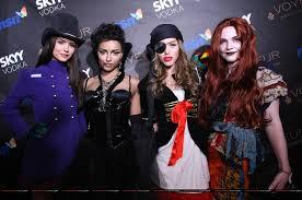 Halloween Cast 2009 by Halloween Costume Pics Of Nina Katerina Kayla U0026 Sarah Vampire