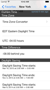 World Clock–Time Zones on the App Store