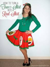 Ugly Christmas Sweaters 2013 Simply Dream Create How To Turn A Tree Skirt Into Real
