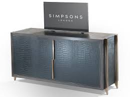 SIDEBOARDS DRINKS CABINETS SIMPSONS LONDON