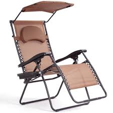 Gymax Folding Recliner Zero Gravity Lounge Chair W/ Shade Canopy Cup Holder  Brown Amazoncom Ff Zero Gravity Chairs Oversized 10 Best Of 2019 For Stssfree Guplus Folding Chair Outdoor Pnic Camping Sunbath Beach With Utility Tray Recling Lounge Op3026 Lounger Relaxer Riverside Textured Patio Set 2 Tan Threshold Products Westfield Outdoor Zero Gravity Chair Review Gci Releases First Its Kind Lounger Stone Peaks Extralarge Sunnydaze Decor Black Sling Lawn Pillow And Cup Holder Choice Adjustable Recliners For Pool W Holders