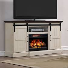 Tv Stands With Electric Fireplace Entertainment Center TV Media Consoles 5