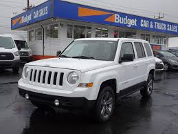 Used 2015 Jeep Patriot For Sale In Vancouver, British Columbia ...