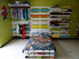 15 Extraordinary Ways To Transform Pallets Into Kids Furniture