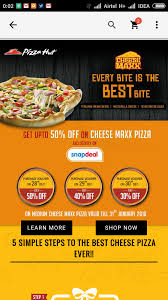 Pizza Hut 5 Off 20 - Free Coupons For Finish Line Pizza Hut On Twitter Get 50 Off Menupriced Pizzas I Love Freebies Malaysia Promotions Everyday Off At March Madness 2019 Deals Dominos Coupons How To Percent Pies When You Order Hit Promo Best Promo Code For The Sak Hut Large Pizza Coupons All Through Saturday Web Deals Half Price Books Marketplace Coupon Things To Do In Ronto Winter Papajohns Discount Is Buffalo Wild Wings Open