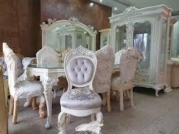 esszimmer 12 teilig barock klassisch silvo in weiss