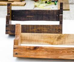 DIY RUSTIC PALLET WOOD SHELVES 5 Steps With Pictures