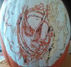 Foam Pumpkins Bulk by Pumpkin Carving Part 6 My Pumpkin Carving Process Christie Speich