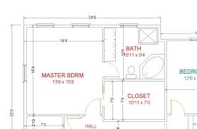 crazy small master bedroom floor plans with bathroom 8 first suite
