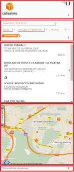 bureau de poste chatenay malabry widget point retrait
