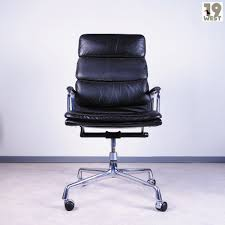 Herman Miller Eames Soft Pad Executive Chair by Ea 219 Soft Pad Office Chair Charles U0026 Ray Eames Herman Miller