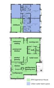 Floor Plan For A Restaurant Colors Ipm Experience House Insects In The City