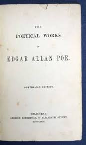 Image Of The POETICAL WORKS EDGAR ALLAN POE