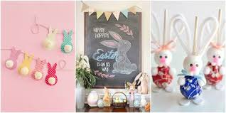 Diy Easter Decorations Crafts Projects