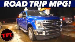 100 Mpg For Trucks I Drove A New 2020 D F250 73L V8 800 Miles Heres How