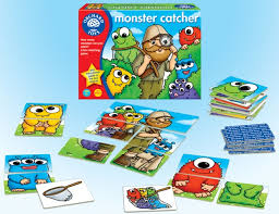 Fun New Board Game From Orchard Toys