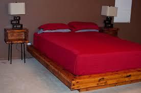 Make Queen Platform Bed Frame by Bedroom How To Build A Queen Size Platform Bed Bedroom Furniture