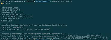 100 Wundergorun Re WeatherWunderground Ruby Problem Issue 863 Matryer