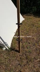 Flagpole Christmas Tree Topper by Portable Hole Flag Pole Holder
