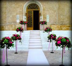 36 best Church Wedding Decoration AGIOS KONSTANTINOS GLYFADA images