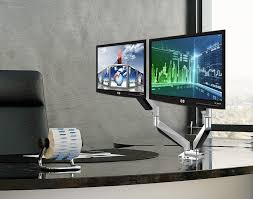Ergotron Lx Desk Mount Lcd by Lcd Monitor Desk Mount U2014 All Home Ideas And Decor Diy Monitor