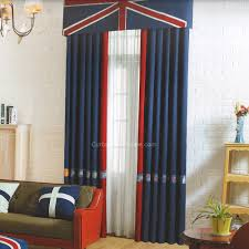 Spring Loaded Curtain Rods Uk by Room Darkening Uk Curtain Boys Curtain 2016 New Arrival No Valance