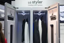 100 Closet Tech LG Reveals High Machine For Your That Can Dry