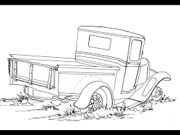 Another Old Pickup. This Is A Single Line Ink Drawing. I Saw This ... Semi Truck Outline Drawing Peterbilt Coloring Page How To Sketch 3d Arstic Of A Simple Draw Youtube An F150 Ford Pickup Step By Guide Illustration With Royalty Pencil Sketches Trucks Drawings Excellent Vector Cliparts To A Chevy Drawingforallnet Black White Stock 551664913 Old Speed Diesel Transportation Free