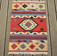shop kilim krm handmade wool tile carpet vintage pad tile