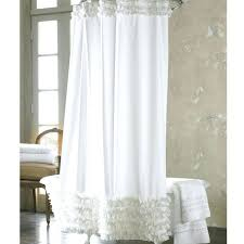 Pink Ruffle Curtains Target by Shower Curtains Ivory Ruffle Shower Curtain Bathroom Pics