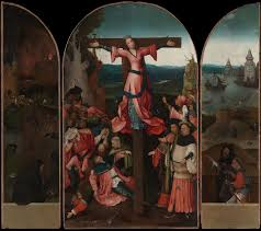 bosch siege social tríptico de santa wilgefortis la enciclopedia libre