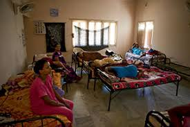 Akanksha Surrogates Spend Their Entire Pregnancies Within Guarded Residential Facilities The Clinic Claims They Live