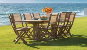 Carls Patio Furniture Fort Lauderdale by Outdoor Patio Furniture Sillageteak Sling Dining Set