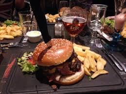 pub au bureau au bureau colossal burger picture of au bureau montpellier
