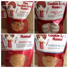 Pumpkin Crunch Hawaiian by Hawaii Mom Blog The Cookie Lady Hawaii
