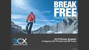 3CX Basic Training: 3.1 Configuring VoIP Providers / SIP Trunks ...