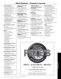 California Trucking Association - 2015 Annual Membership Directory ... Bannertrucks11jpg Pinole Valley Trucking Competitors Revenue And Employees Owler Allied Membership California Association 2015 Annual Directory Aths Central Chapter Joins Group Fighting Human Trafficking Faulkner Pushing It Devine Intermodal Arkansas Honoring Military Veterans Trucker News