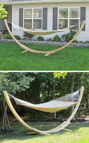 DIY Hammock Stands DIY Projects Craft Ideas & How To s for Home