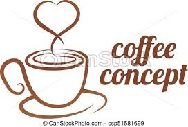 2400x2374 Clipart 450x306 Coffe Cup Heart Concept An Abstract Coffee Shaped