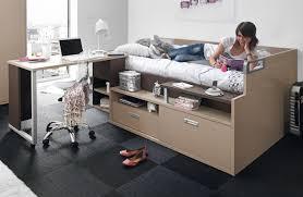 chambre lola gautier lit compact bas 120x200 cm collection dimix fabricant de meubles