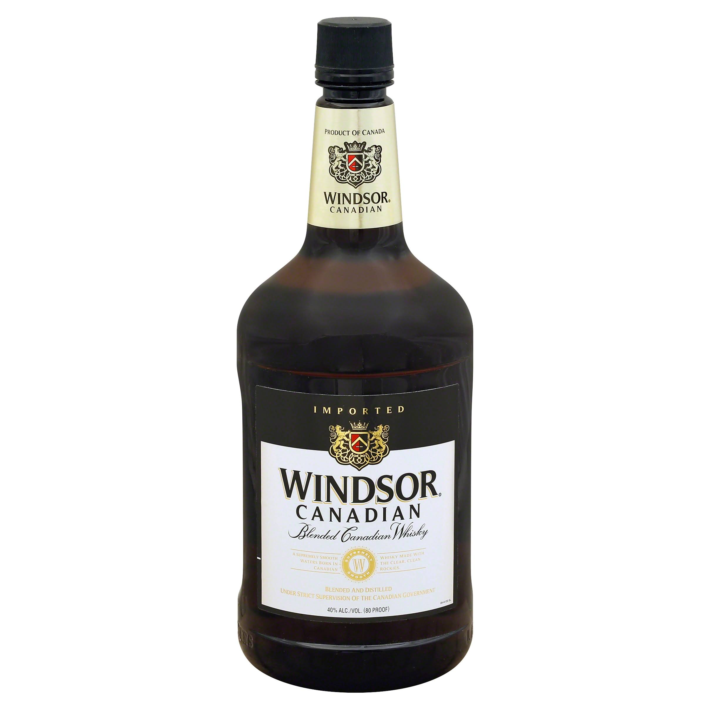 Windsor Canadian Blended Whisky - 1.75l