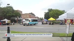Hutchinson Square Renovations To Minimally Impact Upcoming ...