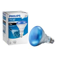 philips 75 watt agro plant light br30 flood light bulb 415281