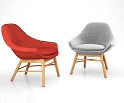 mylo chair by west elm 3d model cgtrader