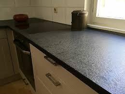 küchenarbeitsplatte naturstein arbeitsplatte nero assoluto küche granitplatte ebay