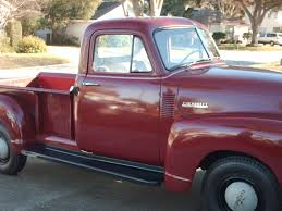 1953 Chevrolet Truck 3600 Standard Cab Pickup 2-Door 3.5L 3/4 Ton ... 1953 Chevrolet5 Windowdeluxeocean Green Chevrolet 3100 The Crittden Automotive Library Pickup Custom 2016 Nsra Street Rod Nationals Youtube 235 Truck Of The Month Lowrider Chevy Either In This Red Or A Dark Blue Color 3 Love Stepside Pickup Coys Kensington Made In Canada 1434 Pro Magazine